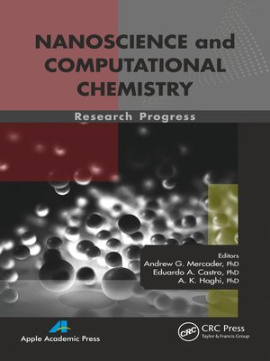 cover image of Nanoscience and Computational Chemistry