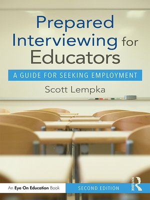 cover image of Prepared Interviewing for Educators