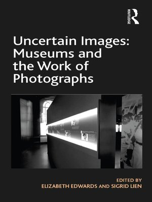 cover image of Uncertain Images