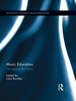 cover image of Music Education
