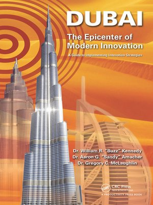 cover image of Dubai--The Epicenter of Modern Innovation
