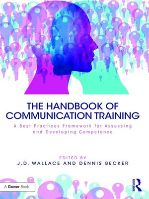 cover image of The Handbook of Communication Training
