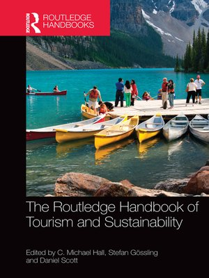 cover image of The Routledge Handbook of Tourism and Sustainability