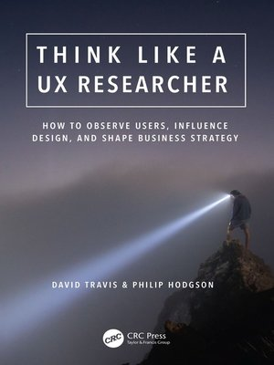 cover image of Think Like a UX Researcher