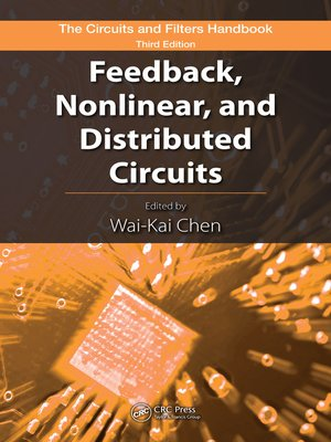 cover image of Feedback, Nonlinear, and Distributed Circuits