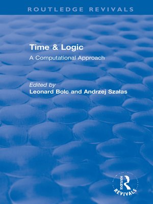 cover image of Time & Logic