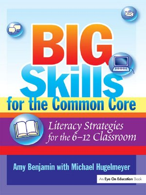 cover image of Big Skills for the Common Core