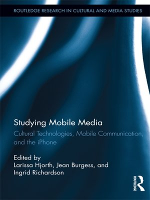 cover image of Studying Mobile Media