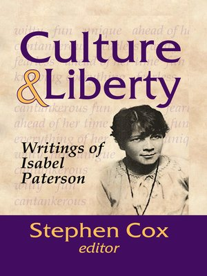 cover image of Culture and Liberty