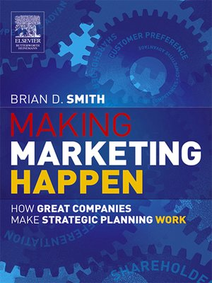 cover image of Making Marketing Happen