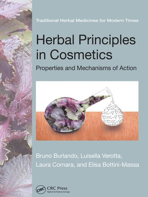 cover image of Herbal Principles in Cosmetics