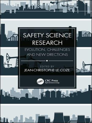cover image of Safety Science Research