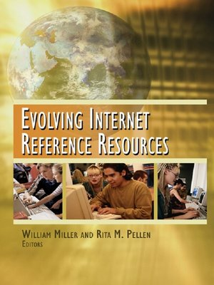 cover image of Evolving Internet Reference Resources