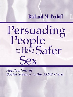 cover image of Persuading People to Have Safer Sex
