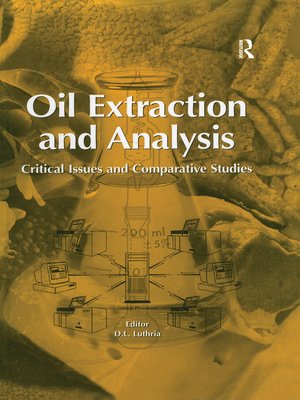 cover image of Oil Extraction and Analysis