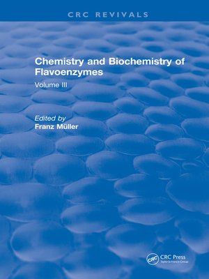 cover image of Chemistry and Biochemistry of Flavoenzymes