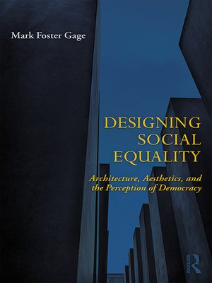 cover image of Designing Social Equality