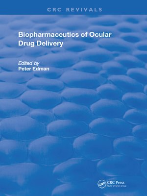 cover image of Biopharmaceutics of Ocular Drug Delivery