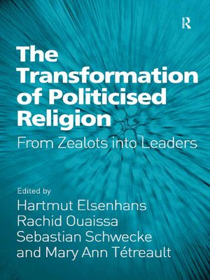 cover image of The Transformation of Politicised Religion