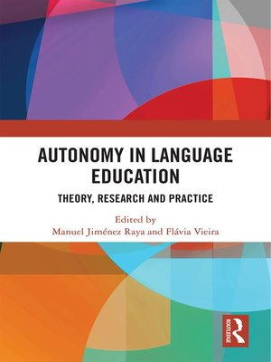 cover image of Autonomy in Language Education
