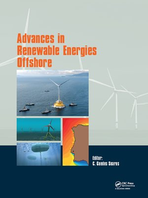 cover image of Advances in Renewable Energies Offshore