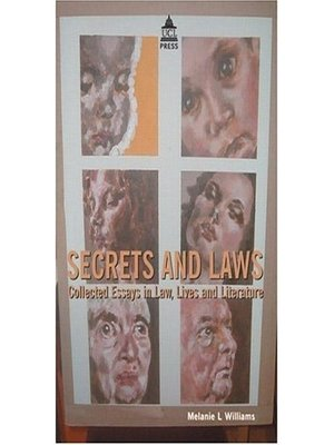 cover image of Secrets and Laws