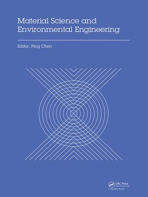 cover image of Material Science and Environmental Engineering