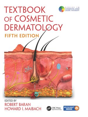 cover image of Textbook of Cosmetic Dermatology