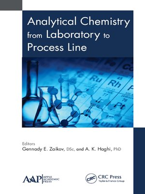 cover image of Analytical Chemistry from Laboratory to Process Line
