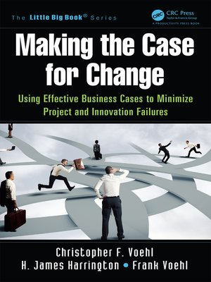cover image of Making the Case for Change