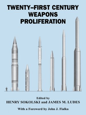 cover image of Twenty-First Century Weapons Proliferation