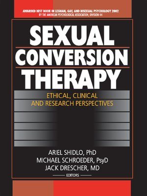 cover image of Sexual Conversion Therapy