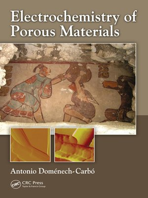 cover image of Electrochemistry of Porous Materials