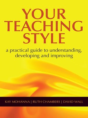 cover image of Your Teaching Style
