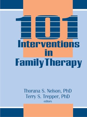 cover image of 101 Interventions in Family Therapy