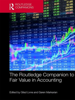 cover image of The Routledge Companion to Fair Value in Accounting