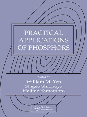 cover image of Practical Applications of Phosphors