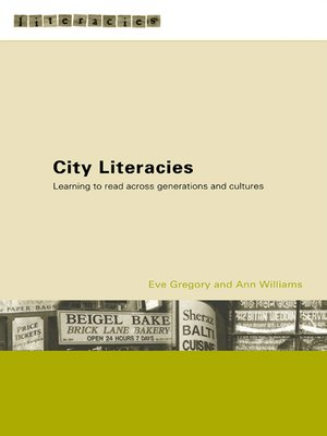 cover image of City Literacies