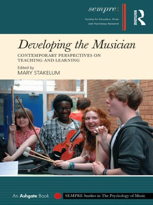 cover image of Developing the Musician