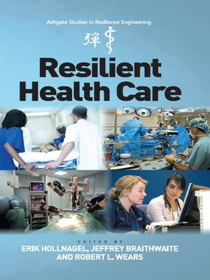 cover image of Resilient Health Care