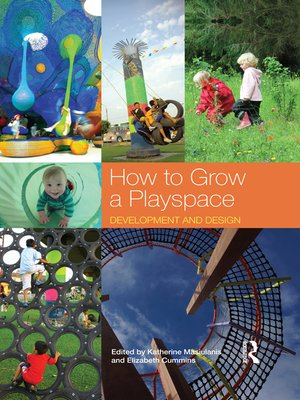 cover image of How to Grow a Playspace