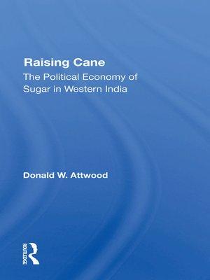 cover image of Raising Cane