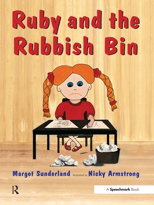 cover image of Ruby and the Rubbish Bin
