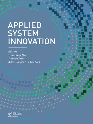 cover image of Applied System Innovation