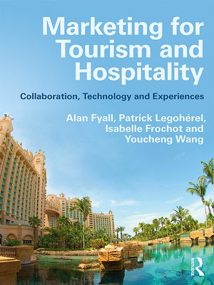 cover image of Marketing for Tourism and Hospitality