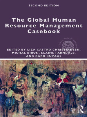 cover image of The Global Human Resource Management Casebook