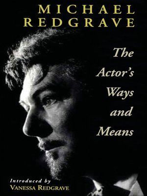cover image of The Actor's Ways and Means