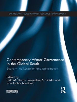 cover image of Contemporary Water Governance in the Global South