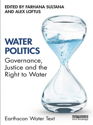 cover image of Water Politics