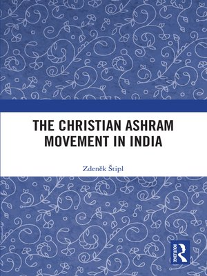 cover image of The Christian Ashram Movement in India